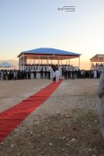Michael Benjamin acclamé par les membres du gouvernement Haïtien et anciens chefs d'État