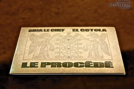 LE PROCEDE Album du duo Obia Le Chef & El Cotola!