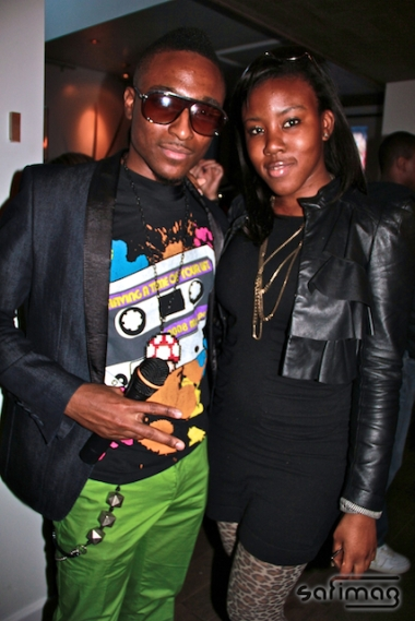 Lukay & Naika Joy, Designer of Njoy