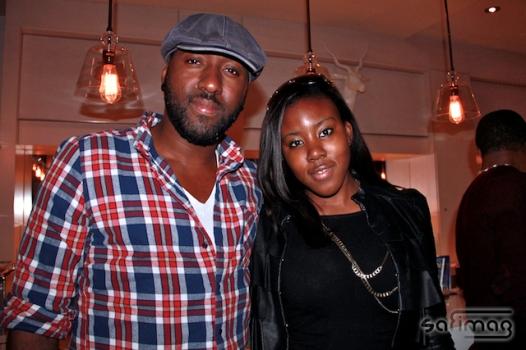 Orphee TheMyth & Naika Joy