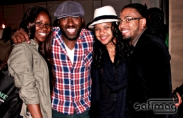 Pacesix, Orphee TheMyth, Anaelle S. The Crazies & Tuff Celestin