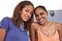 SARA & STÉPHANIE DE CRÉATIONS DORÉES @ ARTISANAT EN FÊTE | HAÏTI | SAFIMAG 2OI2 | WWW.CREATIONSDOREES.COM