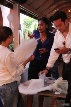 """ILe DEB HAITI """"Preview Party @ Café 36"""