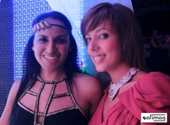 Backstage With Stéphanie Dartigue & Sara Magloire Of Créations Dorées
