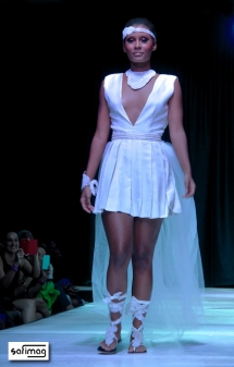 Créations Dorées Bridal Accessories @ Haïti Fashion Week