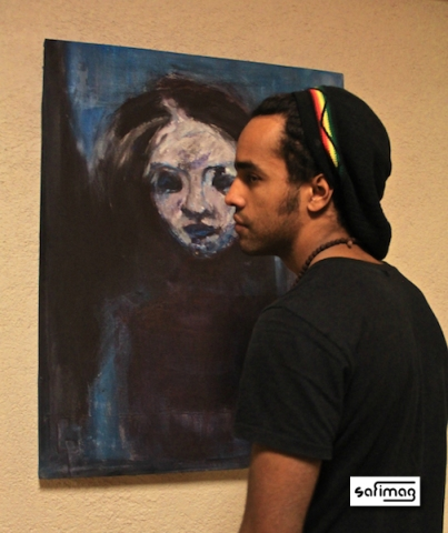 Jael on the HLLNG portrait