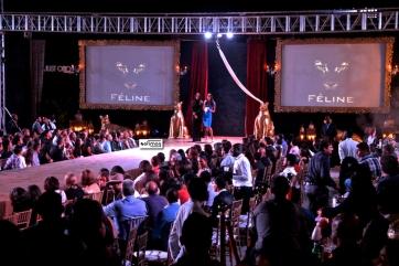 FELINE FASHION SHOW BY JUST CITO BOUTIQUE @ TARA'S IN HAÏTI