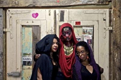 Nana Moon Oya, Maliciouz & Safi