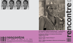 RENCONTRE 2014