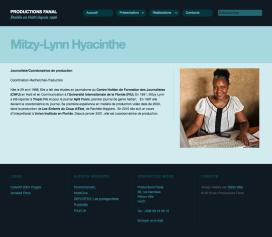 LYNN HYACINTHE - PROFANAL.COM