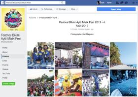 BIKINI FEST HAITI 2013