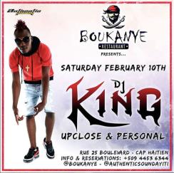 DJ KING & BOUKANYE 2018