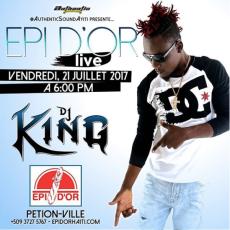 DJ KING & EPI D'OR 2017
