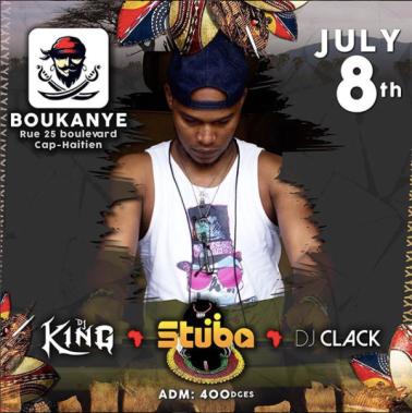 DJ STUBA & BOUKANYE 2017