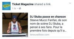 DJ STUBA & LE NOUVELLISTE 2017