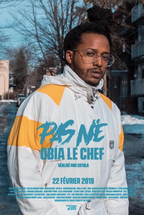 OBIA LE CHEF - BTS 2019