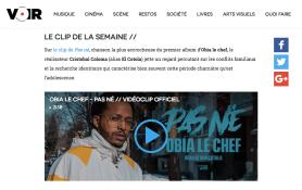 PAS NÉ - OBIA LE CHEF - VOIR 2019